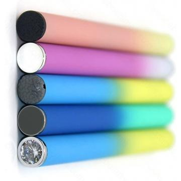 9.2mm Slim 0.7ml Metal 300 Puffs Disposable Electronic Cigarette 98mm